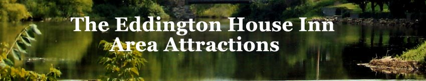 Area Attractions - Eddington House Inn, North Bennington Vermont Bed & Breakfast