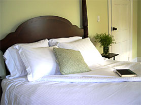 Clean, luxurious, quintessentially New England Inn